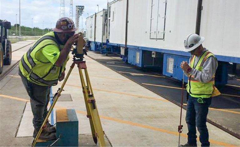 Certified Survey Technicians